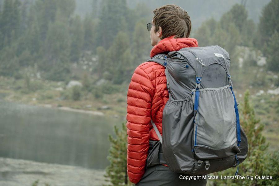 Gossamer Gear Mariposa 60 ultralight backpack.