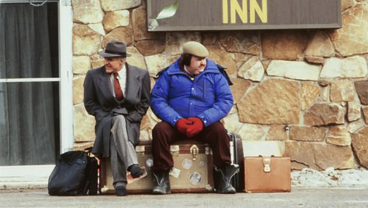 Screengem Del Griffith S Travel Trunk In Planes Trains And