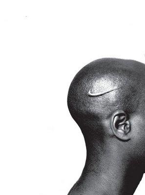 Hank Willis Thomas- Branded Head
