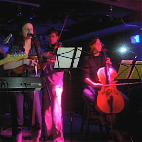 Liz Hanley, Brian Sanders and Colin Dean
