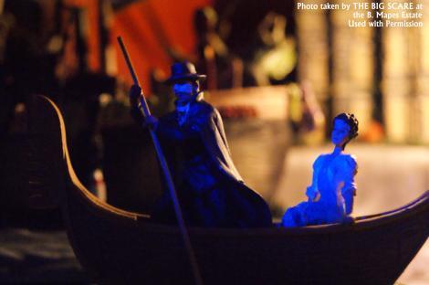 Phantom of the Opera Universal Monsters Hawthorne Village