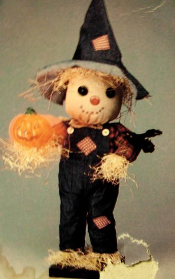 Scarecrow (Original Telco Stock Image 1986/1987)