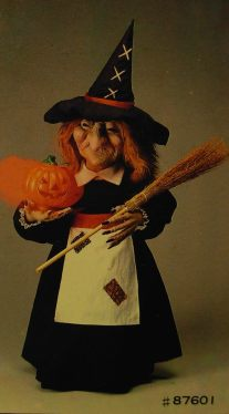 Witch (Original Telco Stock Image 1986/1987)