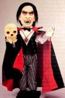 Glow-Head Vampire (1990 Telco Stock Image)