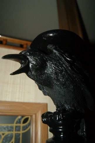 Raven Candleholder (Michael's)