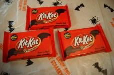 Halloween KitKat