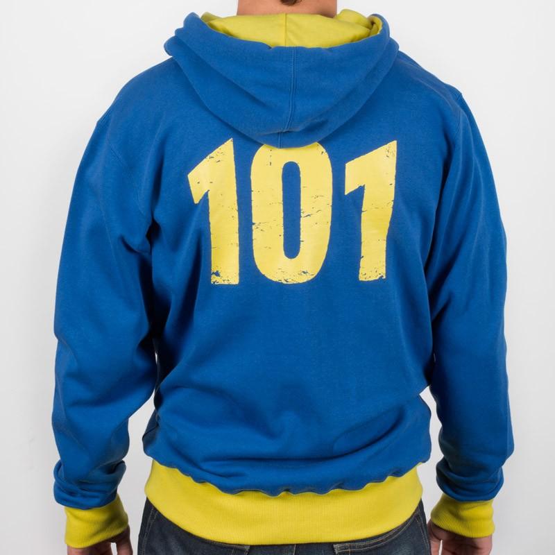 Cool Stuff I Want, Part 100,000,015: Vault 101 Hoodie | The Big Smoke
