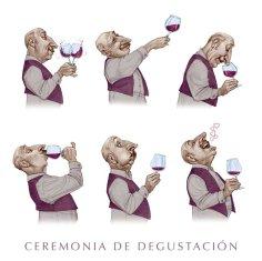 Ceremonia de Degustación