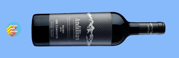 Andillian Wines Los Chacayes 2018