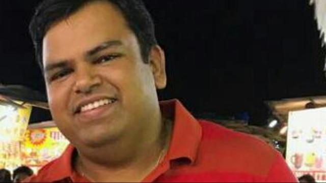 Buxar's DM Mukesh Pandey's suicide in Delhi