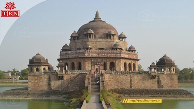 Bihar Tourism : Tomb of Sher Shah Suri | The Bihar News