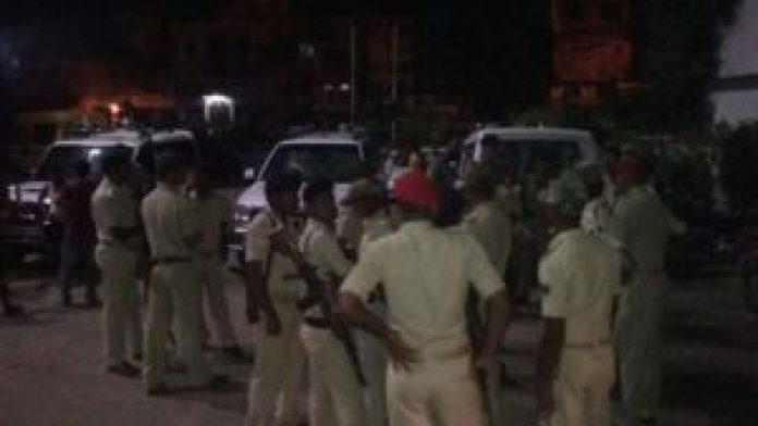 5 policemen died in road accident in Muzaffarpur | The Bihar News