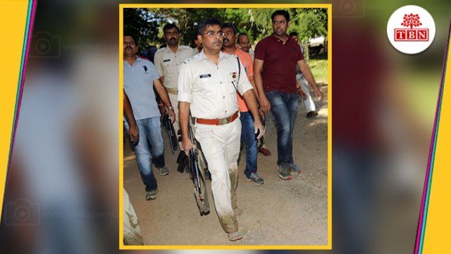 the-bihar-news-AK-47-took-barefoot-walk