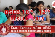 bseb bihar board result | The Bihar News