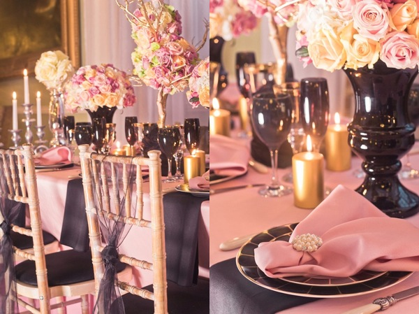 CHANEL INSPIRED WEDDING  A STYLED SHOOT  The Bijou Bride Ltd
