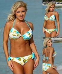 Bikinis for Women Over 40 The Ocean Island Underwire Bikini