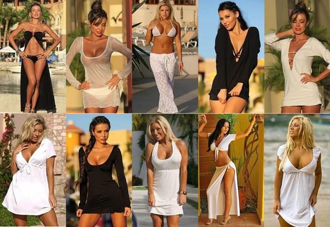 The Most Popular Swimwear This Summer Swimwear Cover-Ups