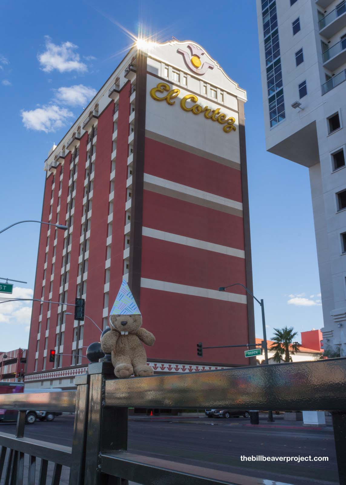 El Cortez Hotel  The Bill Beaver Project