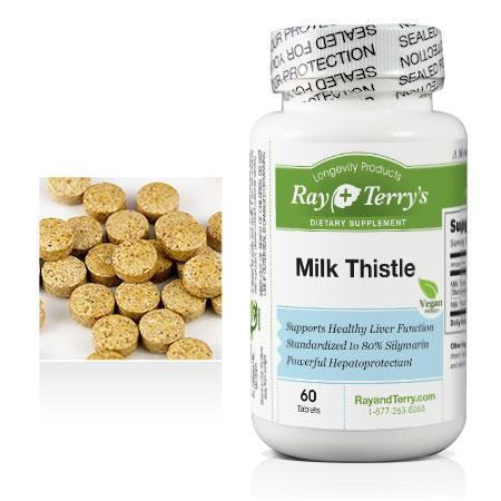 Milk Thistle Ray and Terry's