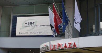 ABIM 2017 Basel Congress Center