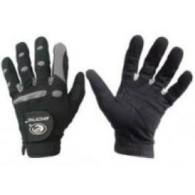 Women's New  AquaGrip Equine Glove Synthetic Black