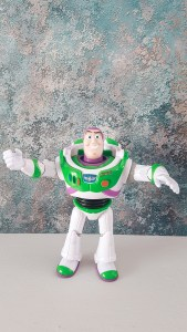 Buzz Lightyear Toy Story 4 action figure