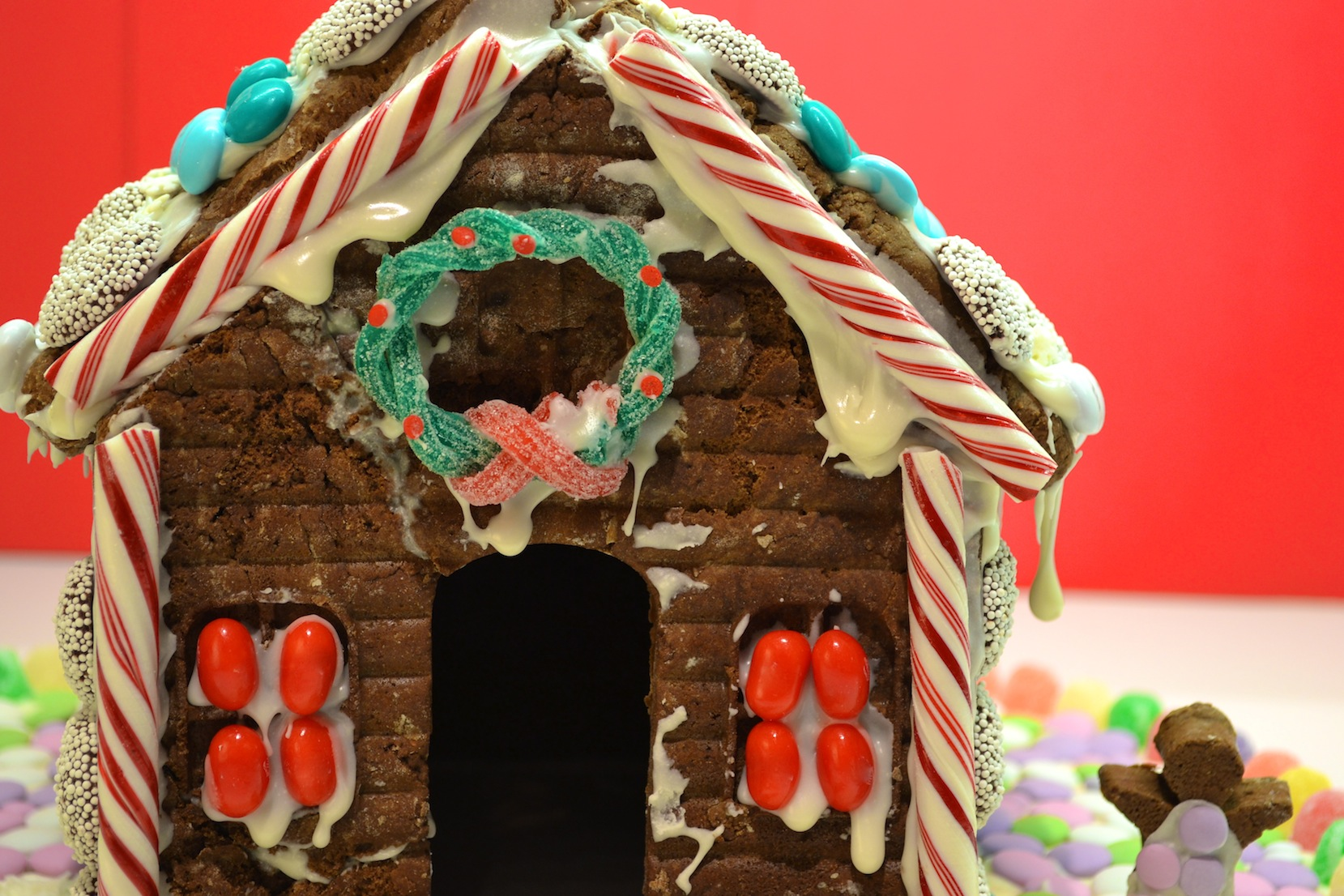 Gingerbread House Decorating Ideas Vegan Recipe For House & Icing