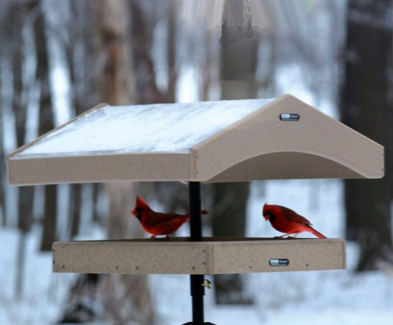 Birds Choice Topper Bird Feeder Pole Set