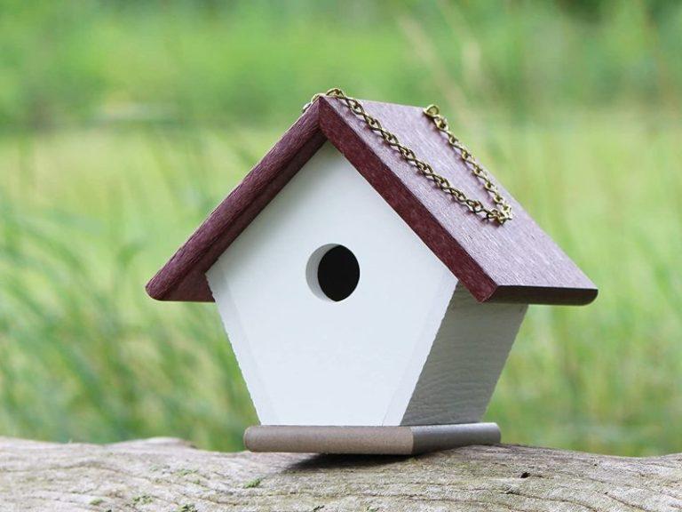 HomePro Garden Recycled Plastic Wren House