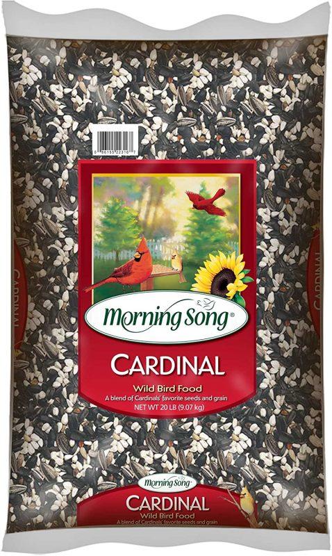 Morning Song 11341 Cardinal Bird Food