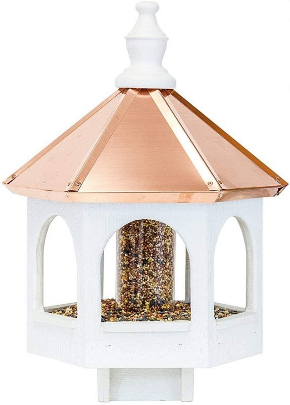 NC Birdguy Gazebo Wild Bird Feeder
