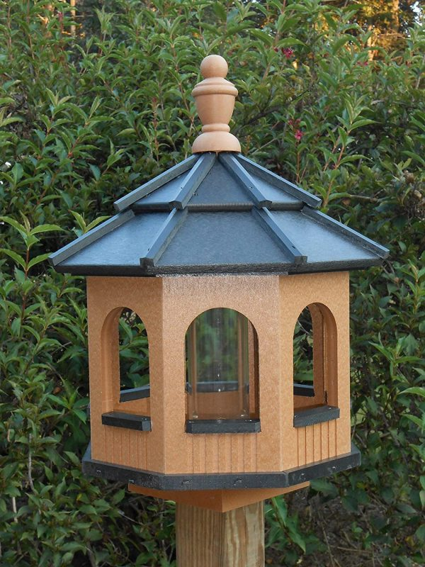 Octagon Wild Bird Feeder
