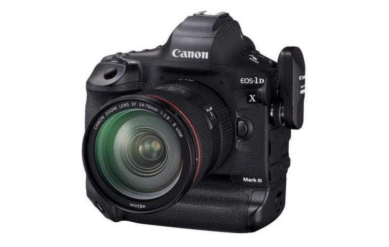 Canon EOS-1D X Mark II Camera Body (Best for Professionals)