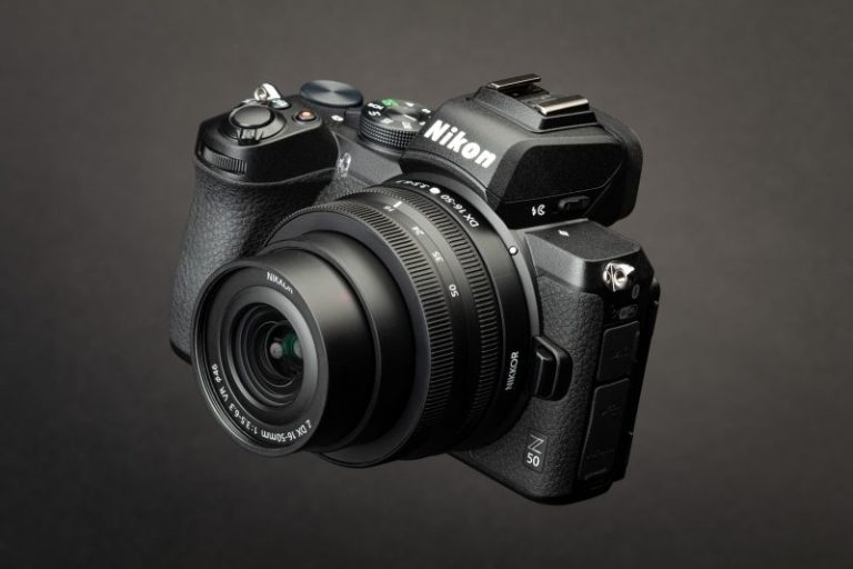 Nikon Z 50 DX-Format Mirrorless Camera