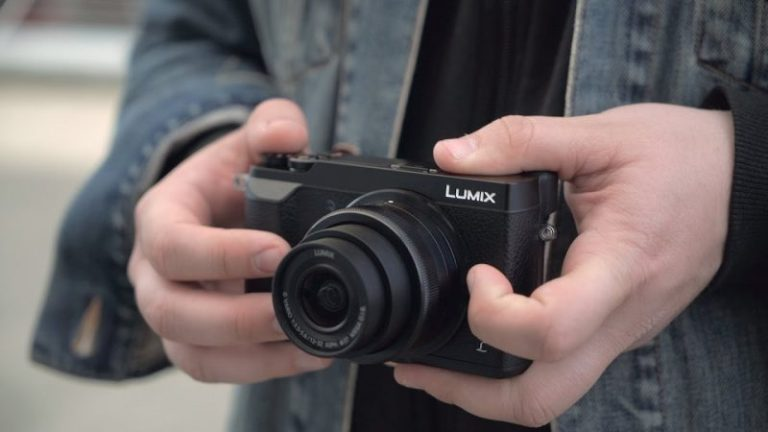 Panasonic Lumix GX85 Mirrorless Camera