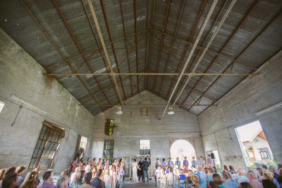 Olde Dobbin Station Wedding  Savannah  Branden  The