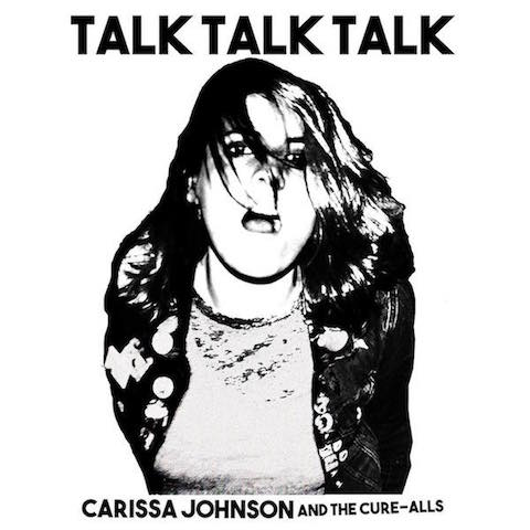 Album Review: Carissa Johnson – Talk Talk Talk