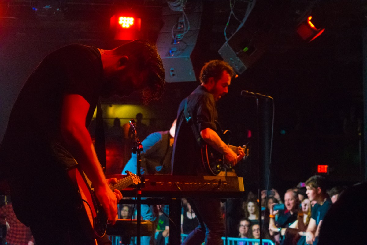 Show Review: Editors at Paradise Rock Club 5/16