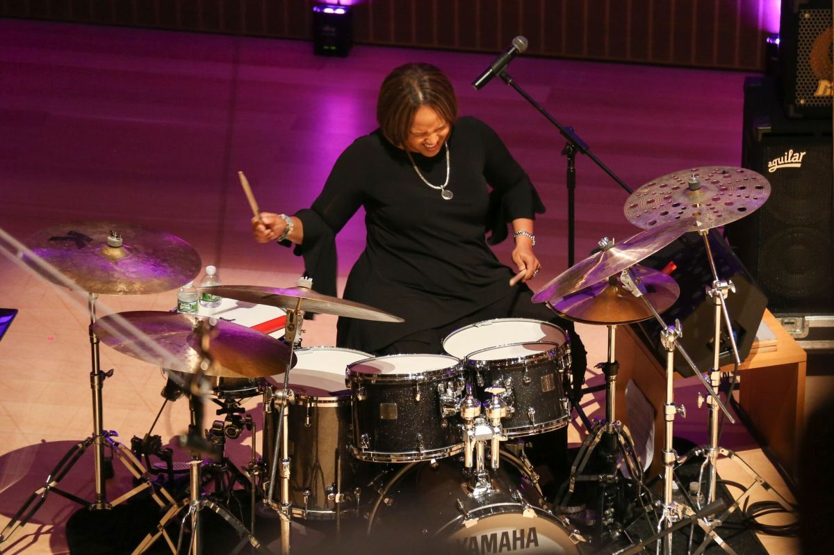 Show Review: Terri Lyne Carrington with Jas & Chums