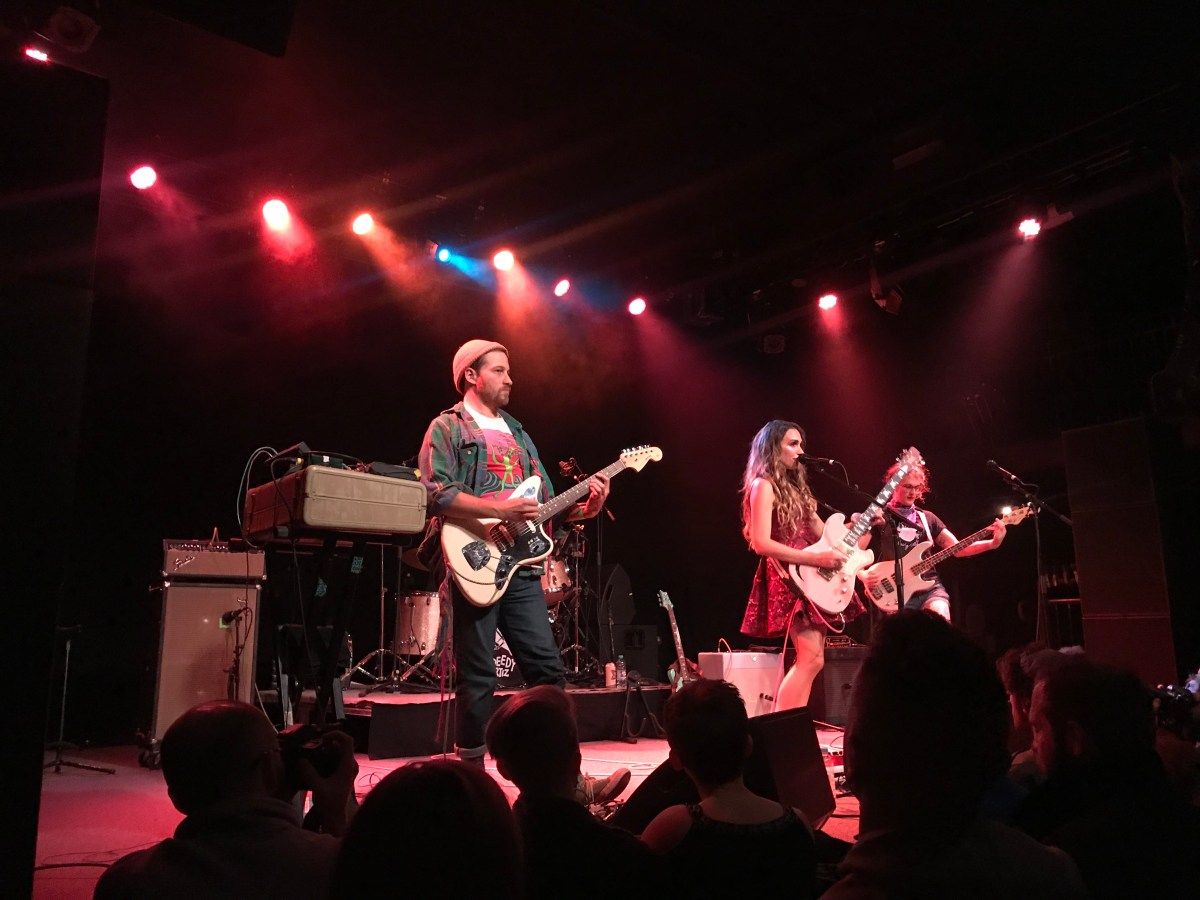 Show Review: Speedy Ortiz at the Sinclair – 11/27