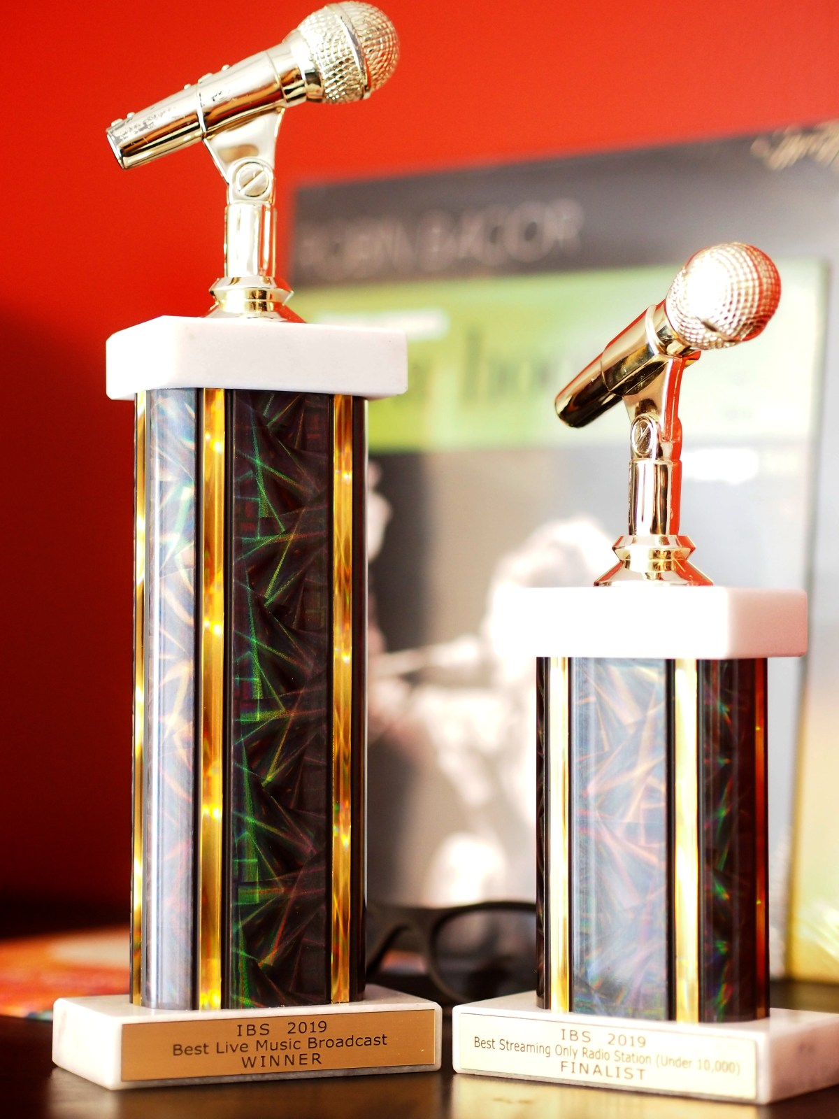The BIRN wins big at the Intercollegiate Broadcasting System College Media Awards!!