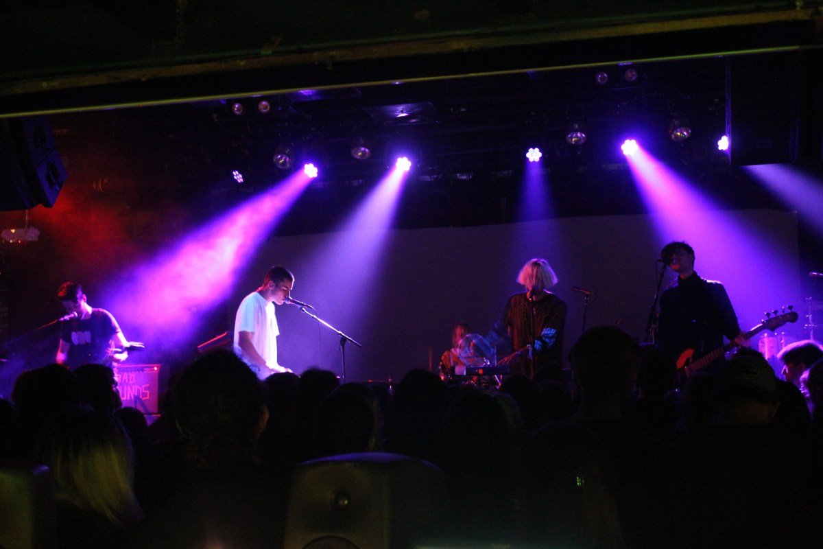 Show Review: Bad Sounds at The Paradise Rock Club