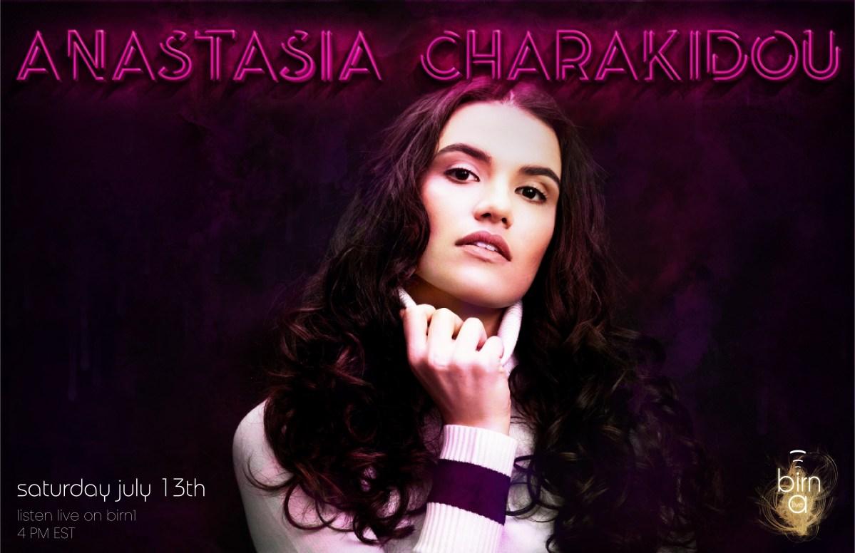 Anastasia Charakida Comes to BIRN Alive