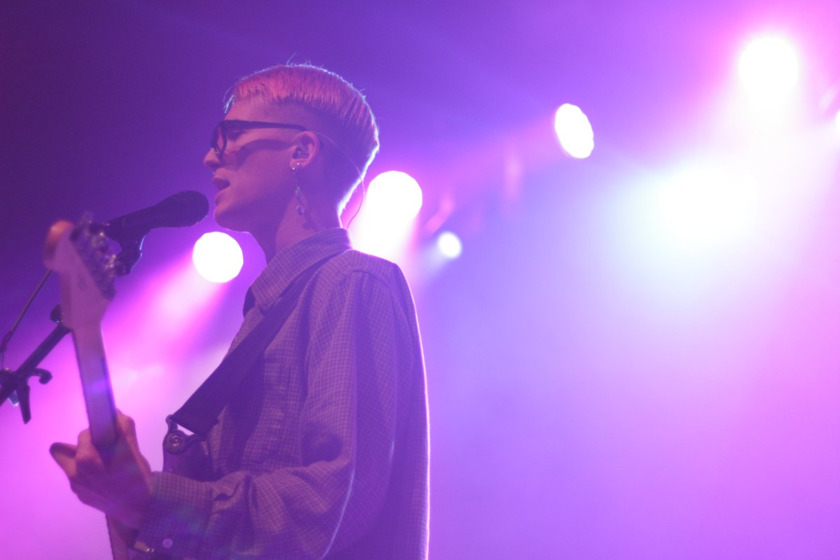 Show Review: Gus Dapperton at Royale (11/15)