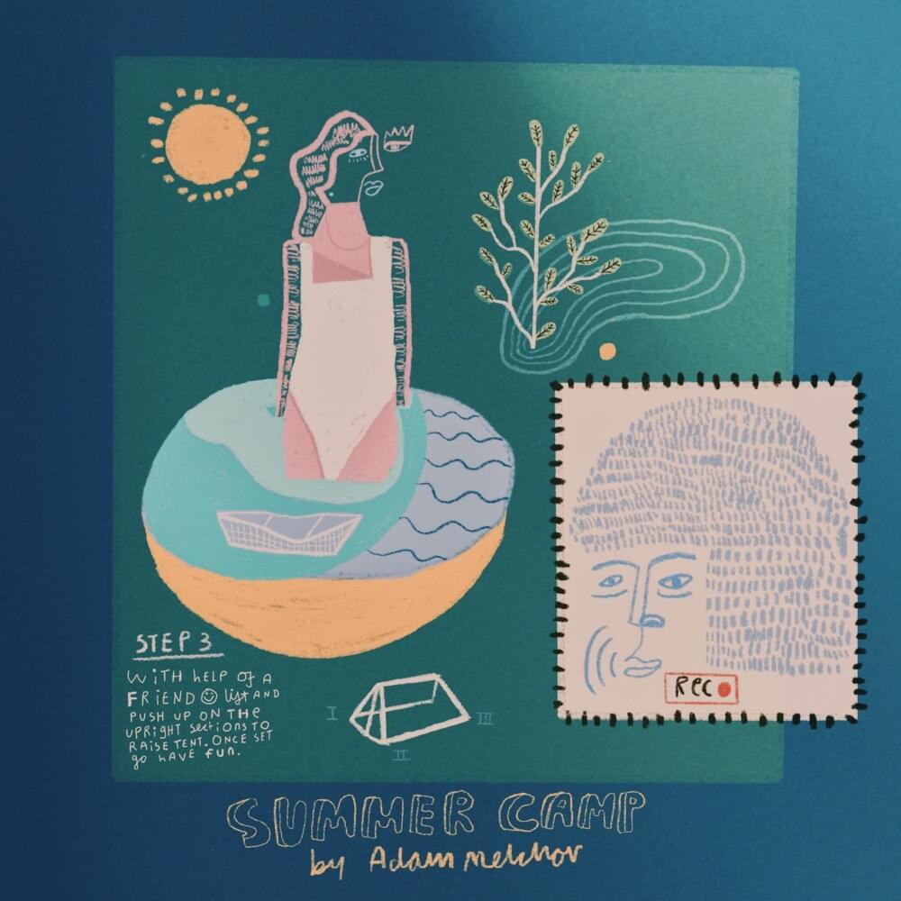 Saya's Album of the Week: Summer Camp by Adam Melchor