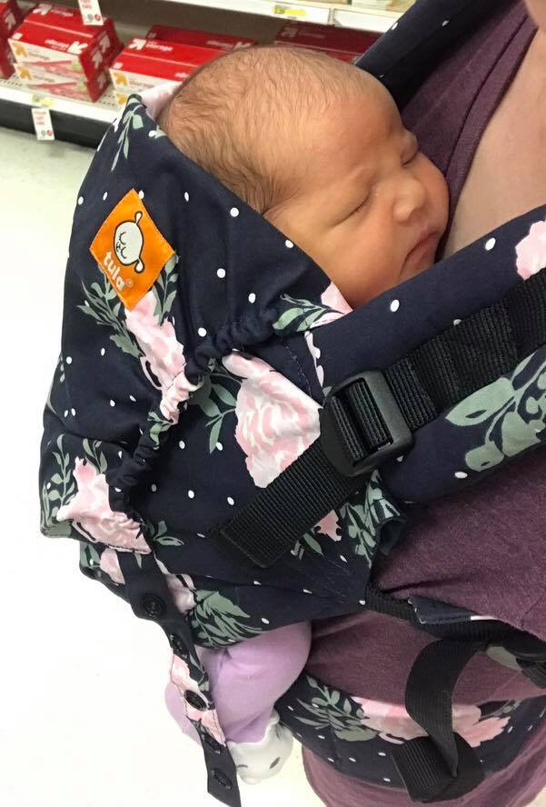 The Birth Center babywearing