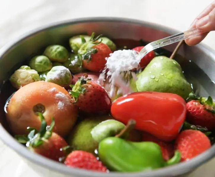 Why and How to Wash Fruits and Vegetables