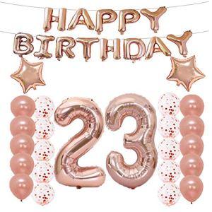 23rd Birthday Party Ideas
