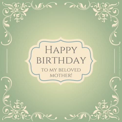 Sensational 100 Deep Birthday Wishes For Mom In 2020 Sincere Lovely Personalised Birthday Cards Paralily Jamesorg