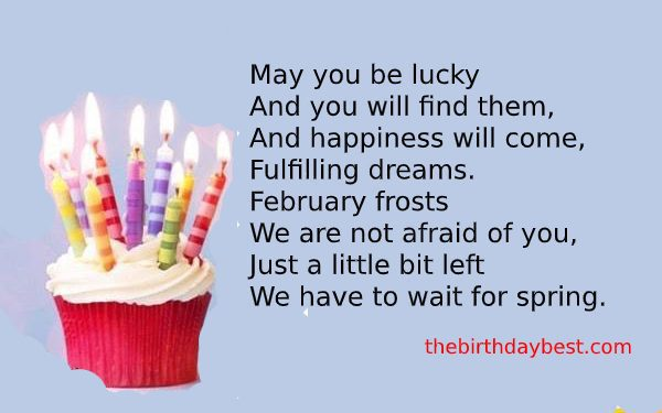 Super 100 Excellent Quotes About February Birthday Of 2020 Funny Birthday Cards Online Elaedamsfinfo